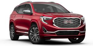 GMC Terrain - Turbo